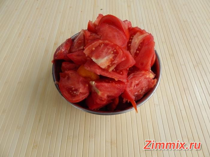 Аджика с яблоками на зиму рецепт с фото - шаг 1