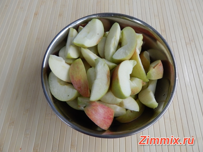 Аджика с яблоками на зиму рецепт с фото - шаг 5