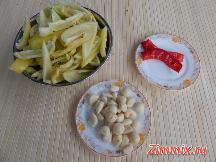 Аджика с яблоками на зиму рецепт с фото - шаг 7