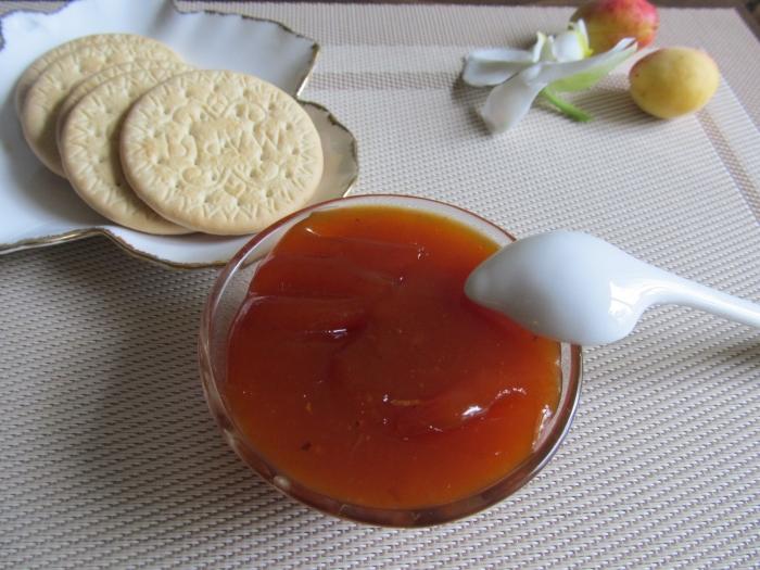 Абрикосовый джем рецепт на зиму с фото - шаг 8
