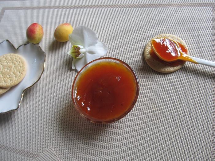 Как варить абрикосовый джем на зиму в домашних условиях