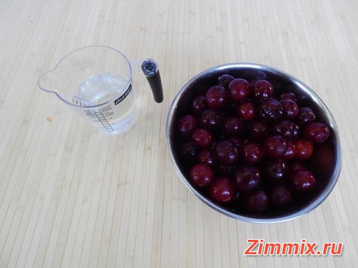 Джем из алычи на зиму рецепт с фото - шаг 1