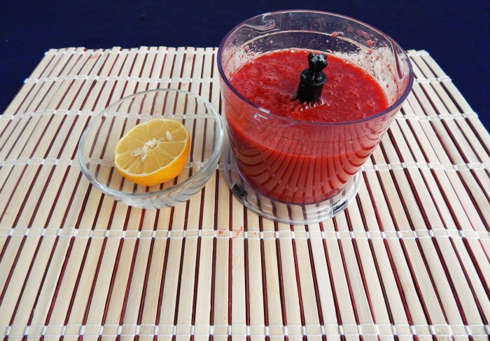 Джем из клубники на зиму пошаговый фото рецепт - шаг 3