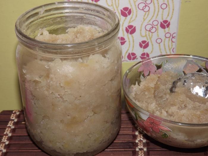 Кокосовое варенье из стружки пошаговый рецепт с фото - шаг 7