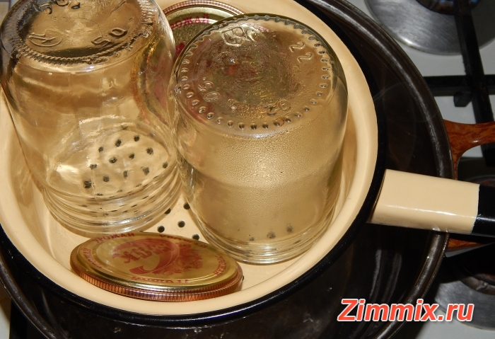 Варенье из кизила пятиминутка на зиму рецепт с фото - шаг 9