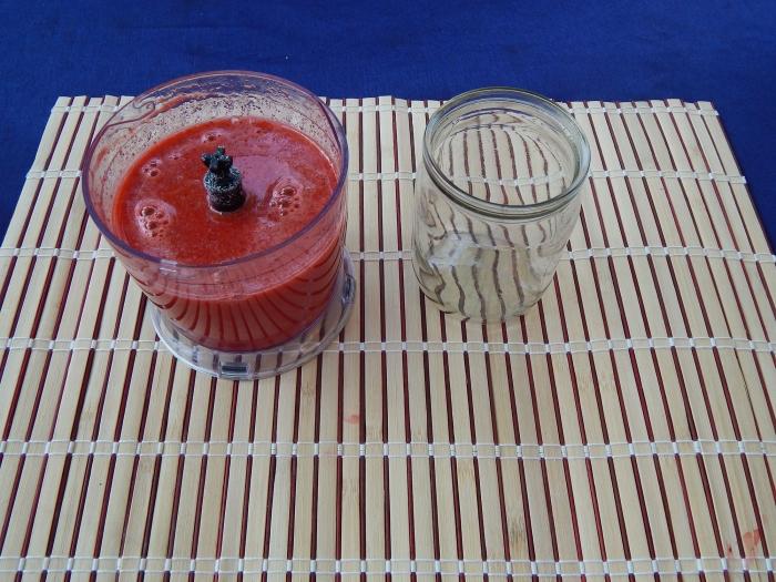 Варенье из клубники без варки на зиму рецепт с фото - шаг 5