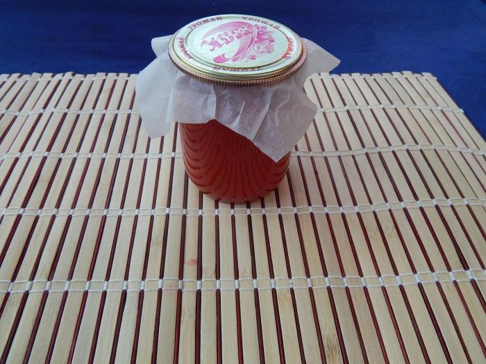 Варенье из клубники без варки на зиму рецепт с фото - шаг 6