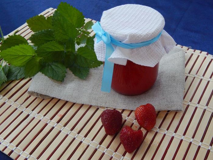 Варенье из клубники без варки на зиму пошаговый рецепт
