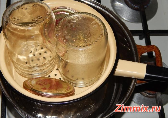 Варенье из клубники пятиминутка рецепт с фото - шаг 5