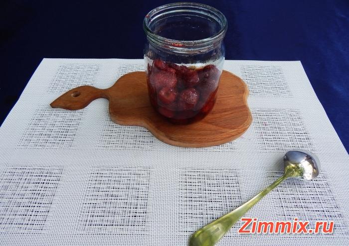 Варенье из клубники пятиминутка рецепт с фото - шаг 6
