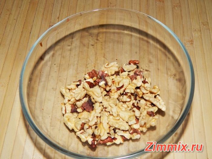 Варенье из сливы угорки с грецкими орехами на зиму - шаг 10