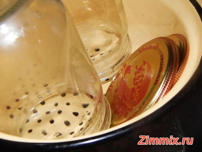 Варенье из сливы угорки с грецкими орехами на зиму - шаг 11