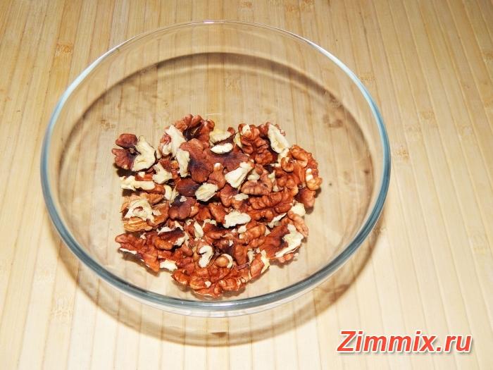 Варенье из сливы угорки с грецкими орехами на зиму - шаг 8