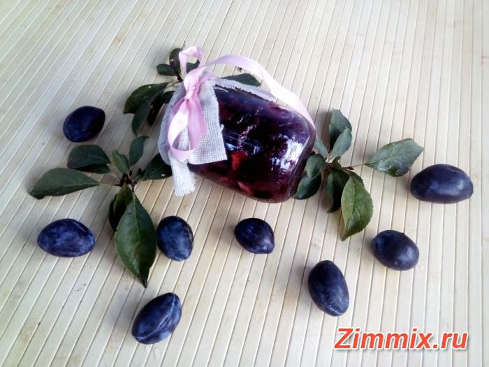 Рецепт варенья из сливы угорки с грецкими орехами на зиму