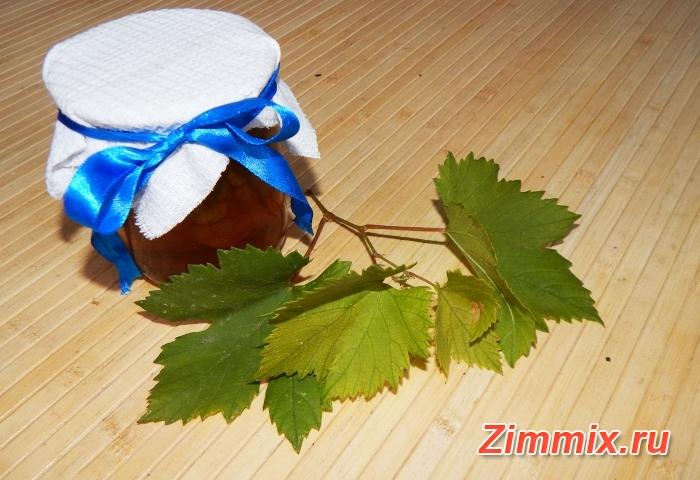 Рецепт варенья из винограда на зиму