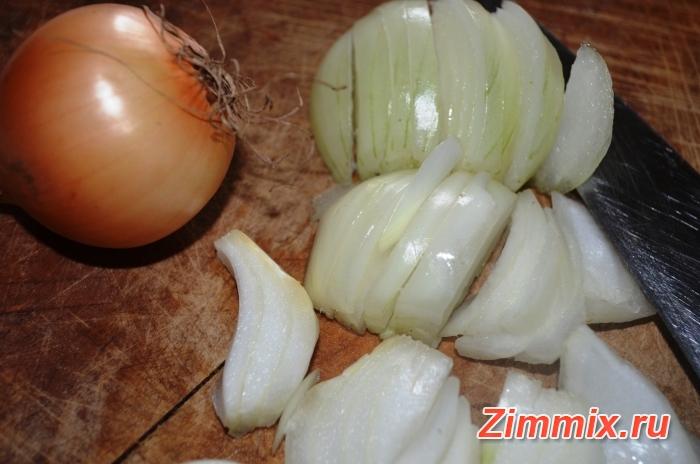 Баклажаны фаршированные овощами на зиму рецепт - шаг 4