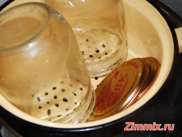 Икра из баклажанов жареная на зиму пошаговый рецепт - шаг 16