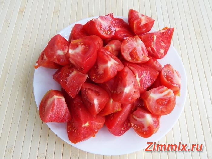 Икра из помидор и моркови на зиму пошаговый рецепт - шаг 2