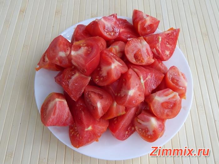 Икра из помидоров на зиму пошаговый рецепт c фото - шаг 2