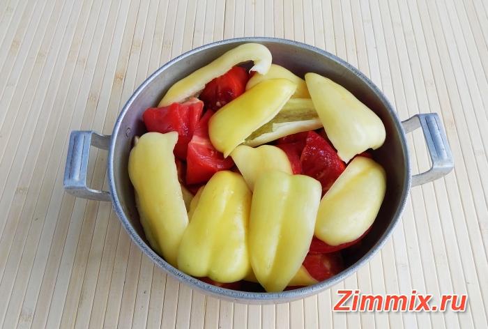 Икра из помидоров на зиму пошаговый рецепт c фото - шаг 4