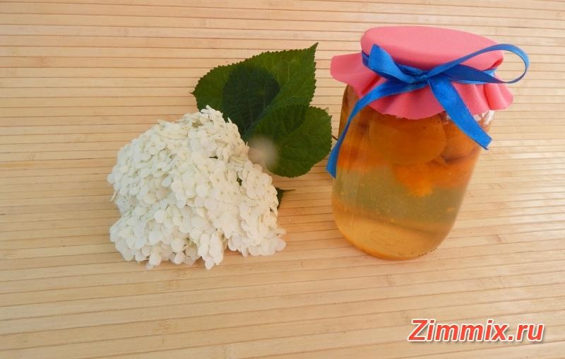 Абрикосы в сиропе на зиму рецепт с фото