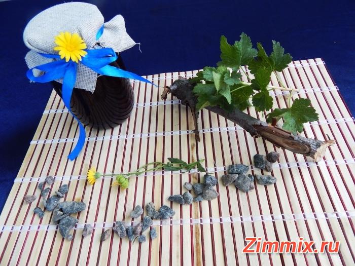 Компот из чёрной смородины на зиму рецепт с фото