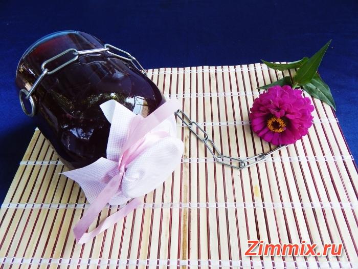 Компот из ежевики и малины на зиму рецепт с фото