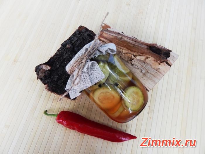 Кабачки с кетчупом чили на зиму пошаговый рецепт с фото