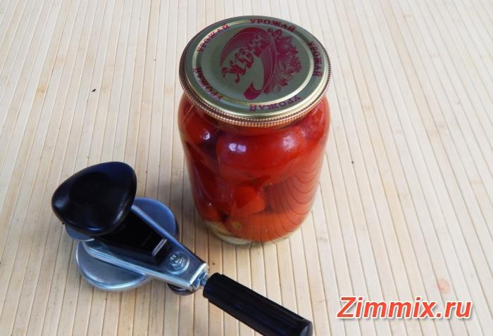 Помидоры на зиму с водкой пошаговый рецепт с фото - шаг 6
