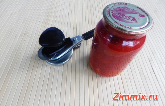 Помидоры в собственном соку на зиму рецепт с фото - шаг 15