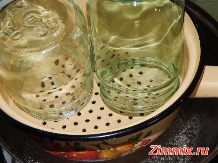 Закуска из кабачков на зиму пошаговый рецепт с фото - шаг 12