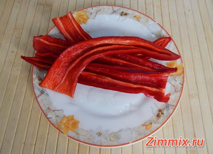 Баклажаны на зиму по-херсонски рецепт с фото - шаг 4