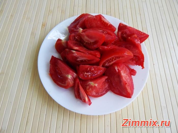 Лечо из болгарского перца на зиму фото рецепт - шаг 1