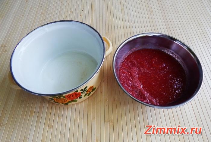 Лечо из болгарского перца на зиму фото рецепт - шаг 5