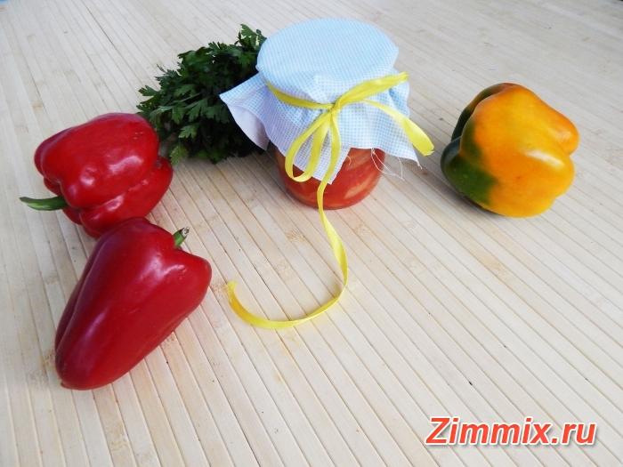 Как приготовить лечо из болгарского перца на зиму