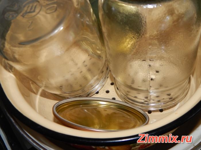 Лечо из кабачков на зиму пошаговый рецепт с фото - шаг 10