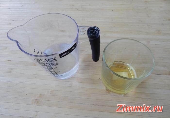 Салат из баклажанов на зиму  пошаговый рецепт  - шаг 7