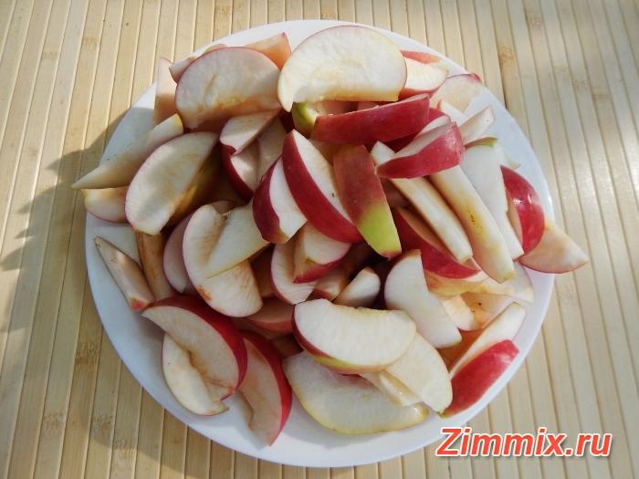 Яблочное желе на зиму рецепт с фото - шаг 1