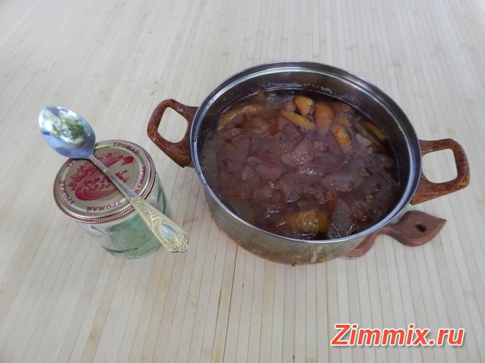 Яблочное желе на зиму рецепт с фото - шаг 10