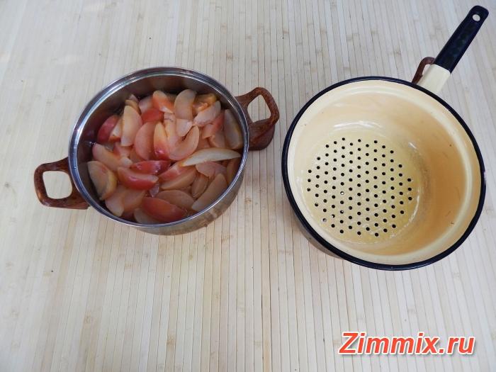 Яблочное желе на зиму рецепт с фото - шаг 3